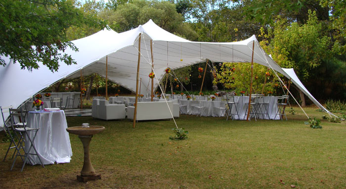 Stretch Or Bedouin Style Tents Garden Routes Wedding Event Hire